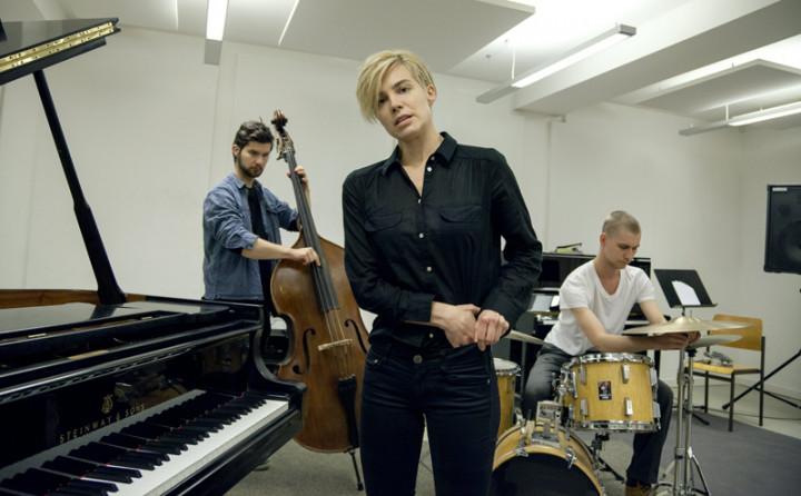 Julia Kadel Trio 2014