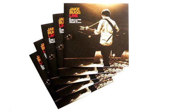Jake Bugg, Gewinnspiel: Wir verlosen fünfmal die limitierte Vinyl LP Live From Silver Platters Seattle, Wa, January 20, 2014 von Jake Bugg