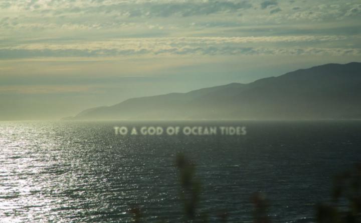 God Of Ocean Tides (Lyric Video)