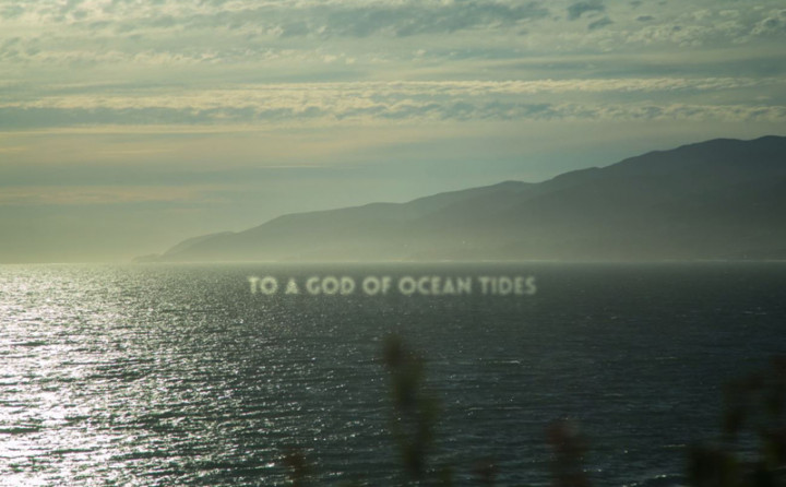 God Of Ocean Tides (Lyric Video)