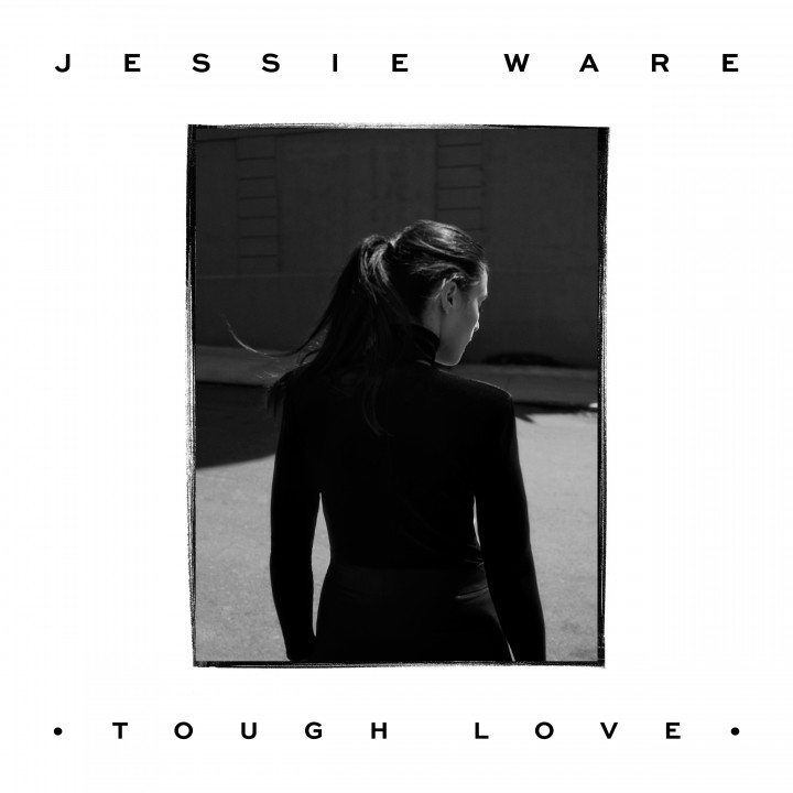 Jessie Ware Tough Love Cover SIngle