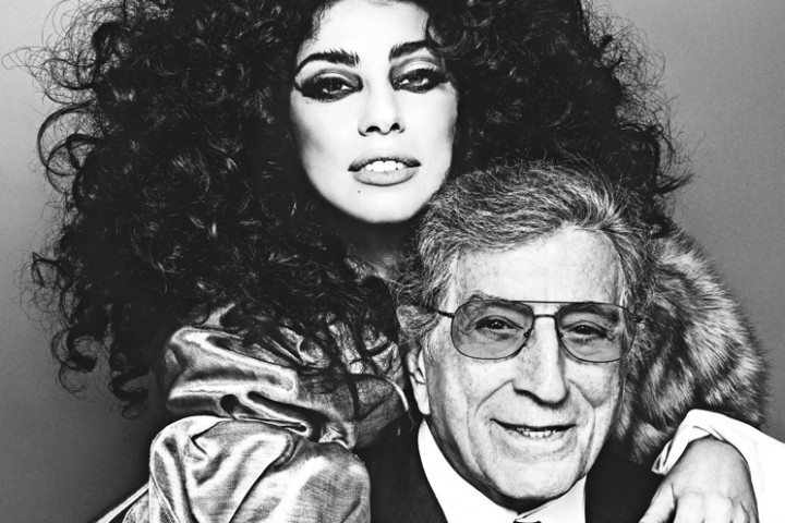 Lady Gaga Tony Bennett 2014