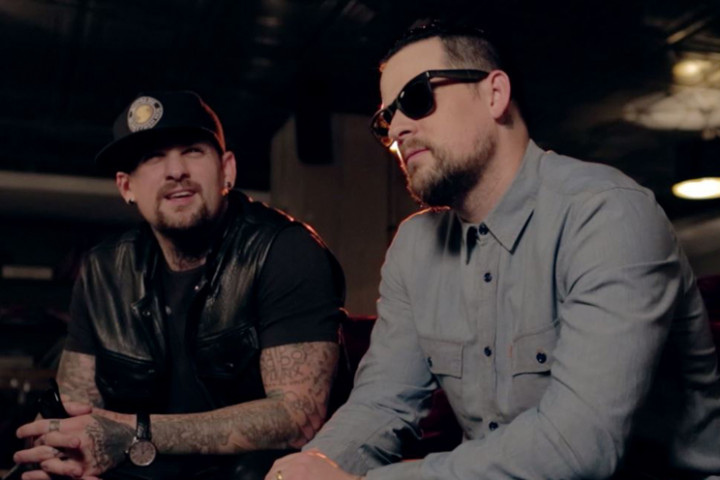 The Madden Brothers - Universal Music Backstage Close Up-Interview Teil 1