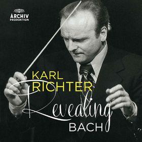 Karl Richter, Revealing Bach, 00028948209590