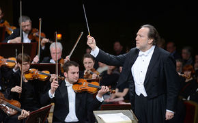 Riccardo Chailly, Romantik im TV – Riccardo Chailly mit dem Gewandhausorchester auf 3Sat