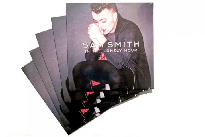 Sam Smith Vinyl Gewinnspiel