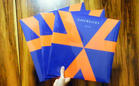 Chvrches, Gewinnt feine Chvrches Vinyls der Recover EP