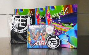 Mando Diao, Gewinnt Mando Diao Aelita Alben als Box-Set in der Limited Fan Edition