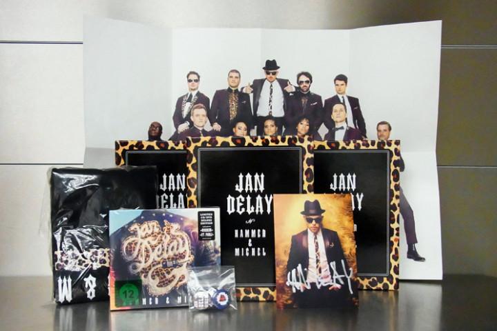 Jan Delay Fanbox Gewinnspiel