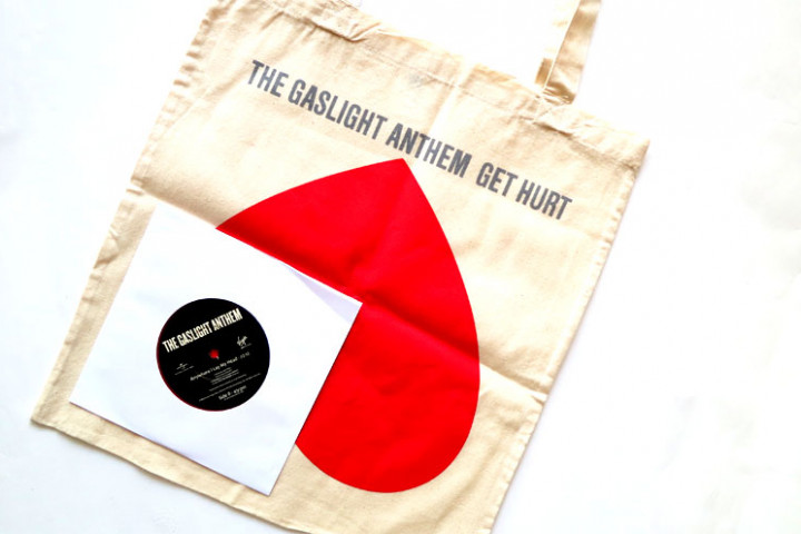 The Gaslight Anthem Gewinnspiel