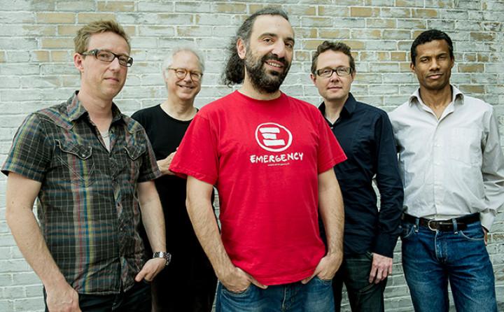 Morten Lund, Bill Frisell, Stefano Bollani, Jesper Bodilsen, Mark Turner
