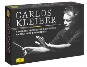 Carlos Kleiber, Carlos Kleiber: Sämtliche Orchester-Aufnahmen bei DG, 00028947926870