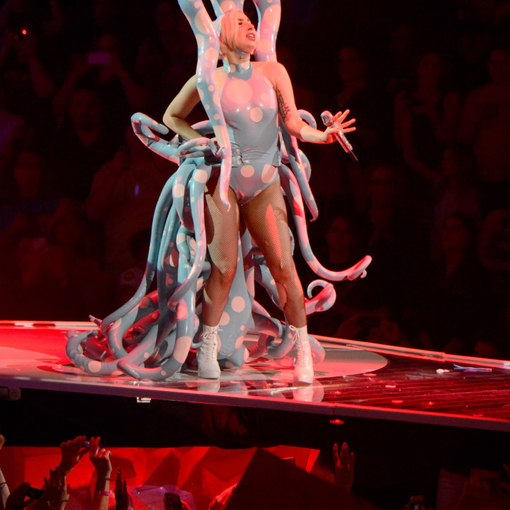 ARTPOP – Live in Pittsburgh, August 2014 // Kevin Mazur