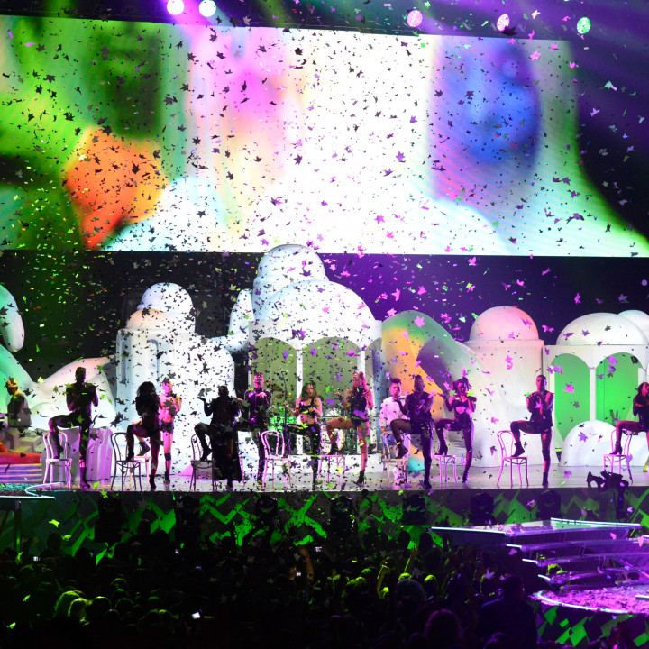 ARTPOP — Live in Pittsburgh, August 2014 // Kevin Mazur