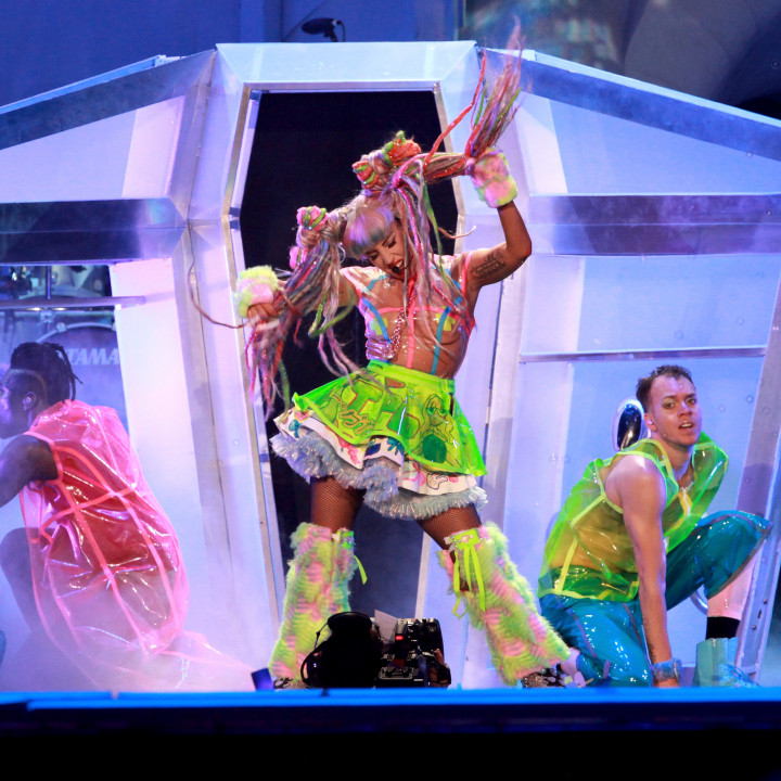 ARTPOP — Live in Chicago, August 2014 // Barry Brecheisen