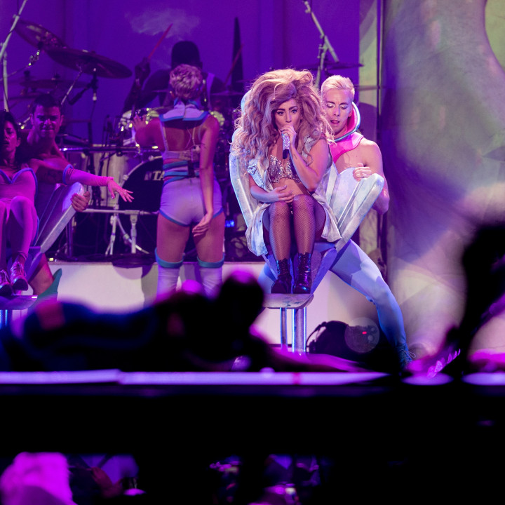 ARTPOP — Live in Los Angeles, August 2014 // C. Polk