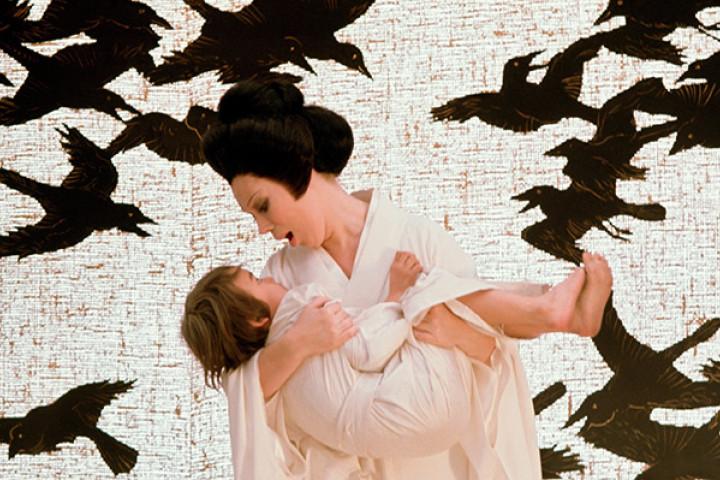 """""""Madama Butterfly"""" mit Mirella Freni in der Verfilmung von Jean-Pierre Ponnelle"""