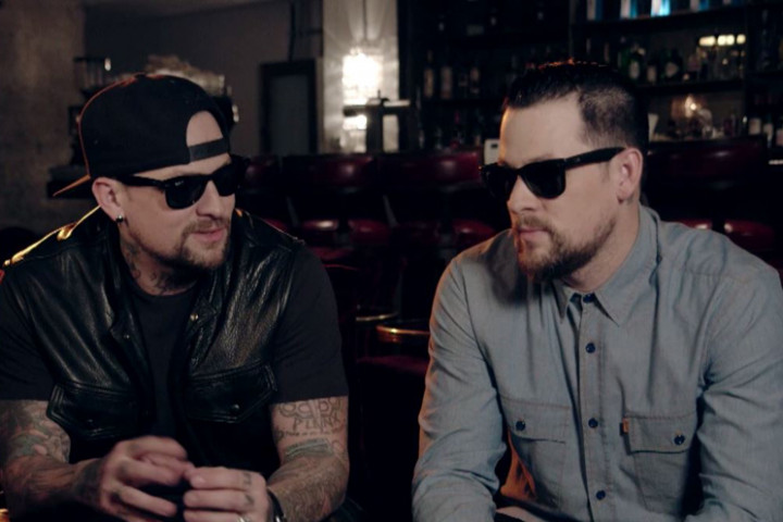 The Madden Brothers - Universal Music Backstage Close Up Interview