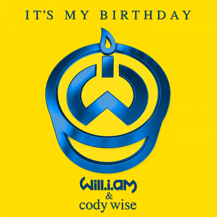 Will.i.am Cover birthday