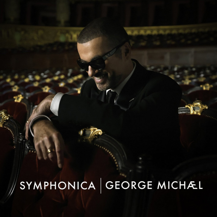George Michael vinyl symphonica cover