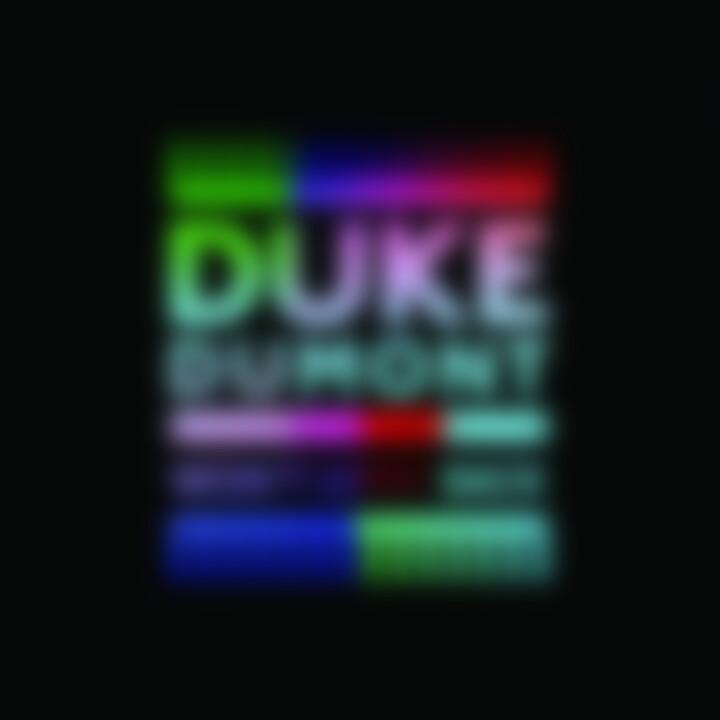 Duke Dumont Won't Look back Cover