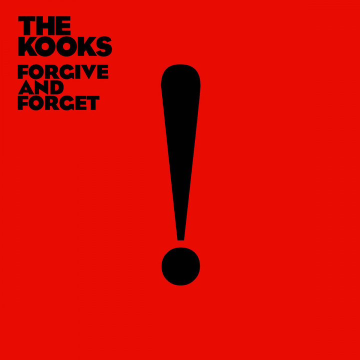 the kooks forgive and forget cover