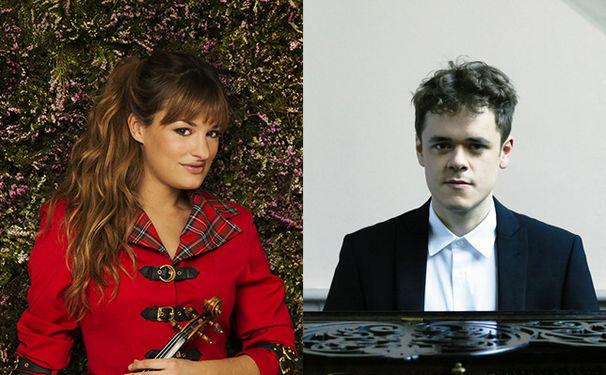 Nicola Benedetti, Rule Britannia! - Die Jungstars Nicola Benedetti und Benjamin Grosvenor beeindrucken international mit neuen Alben