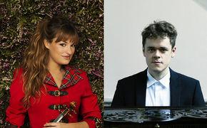 Benjamin Grosvenor, Rule Britannia! - Die Jungstars Nicola Benedetti und Benjamin Grosvenor beeindrucken international mit neuen Alben