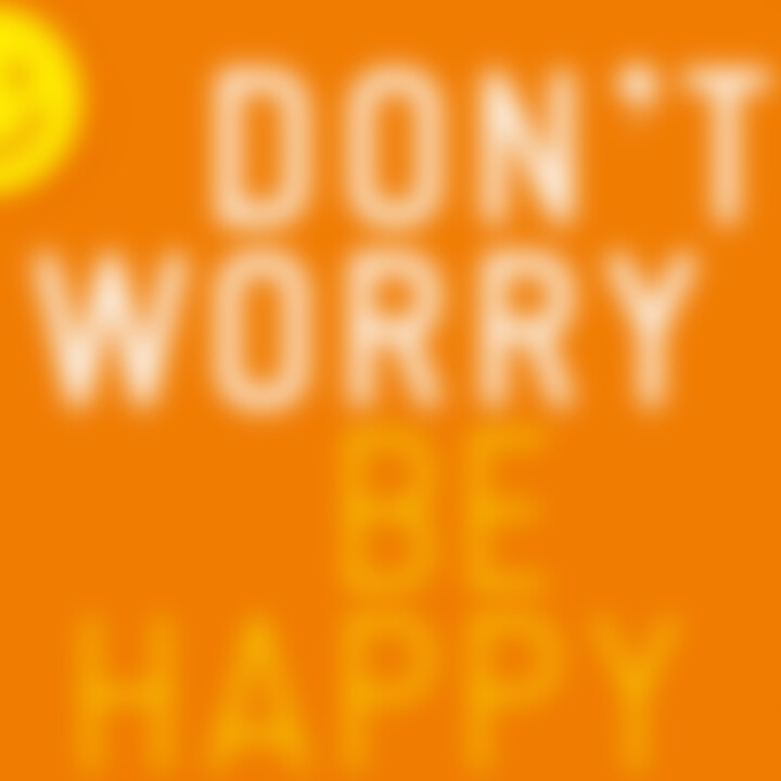 Don't worry be Happy - UMG Eyecatcher