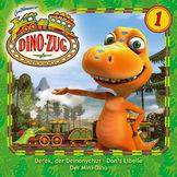 Der Dino-Zug, 01: Derek, der Deinonychus / Don's Libelle / Der Mini-Dino, 00602537579662