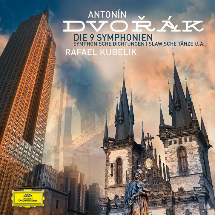 Antonin Dvorak: Die 9 Symphonien (Eloquence)