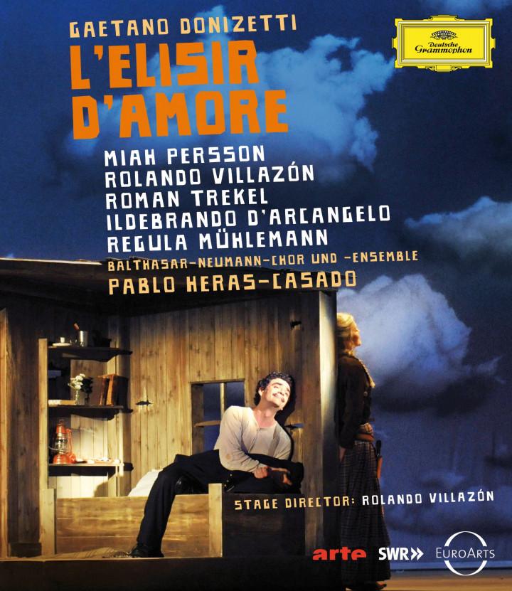Donizetti: Lelisir d'amore Blu-ray