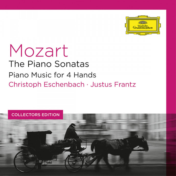 Mozart, W.A.: The Piano Sonatas; Piano Music For 4 Hands