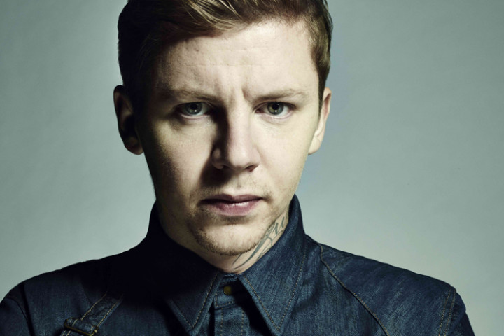 Professor Green 2014
