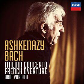 Vladimir Ashkenazy, Italienisches Konzert & Französische Ouvertüre, 00028947867739