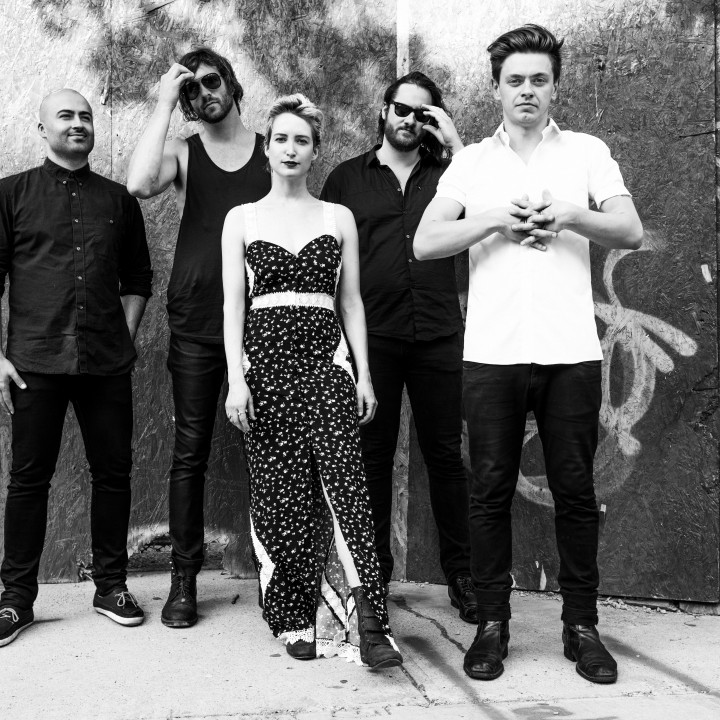 July Talk — Pressebilder 2014