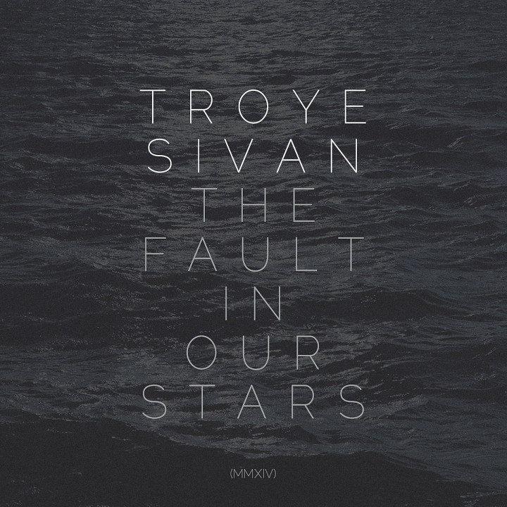 "Troye Sivan ""The Fault In Our Stars"""