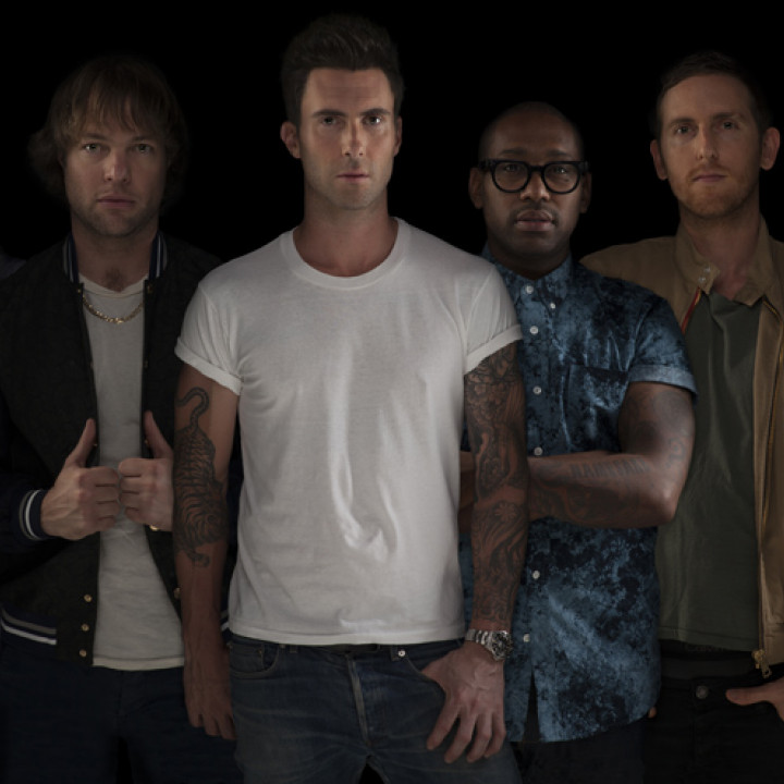 Maroon 5 2014 Neu