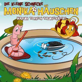 Die kleine Schnecke Monika Häuschen, 38: Warum torkeln Taumelkäfer?, 00602537735587