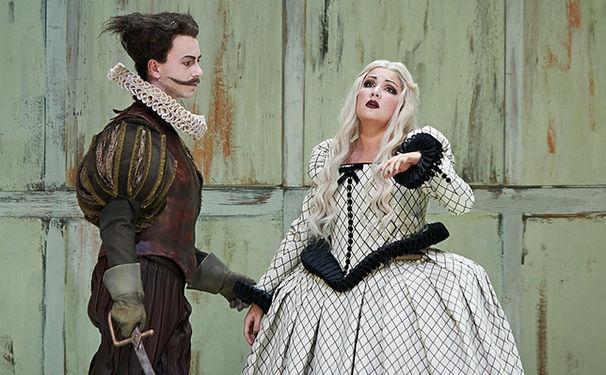 Anna Netrebko, Anna im Wunderland - Neu auf DVD und Blu-ray: Anna Netrebko in Giuseppe Verdis Il Trovatore