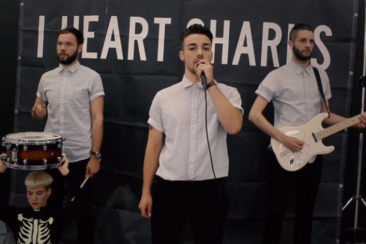 I Heart Sharks Video Karaoke