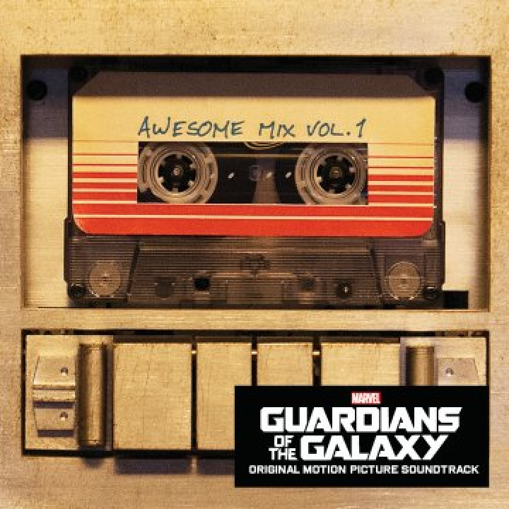 guardians of the galaxy awesome mix vol.1