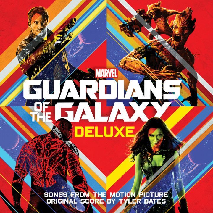 Guardians of the galaxy doppel deluxe
