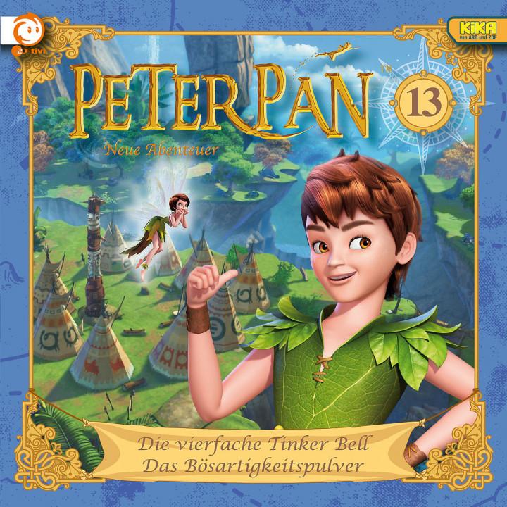 13: Die vierfache Tinker Bell / Das Bösartigkeitspulver