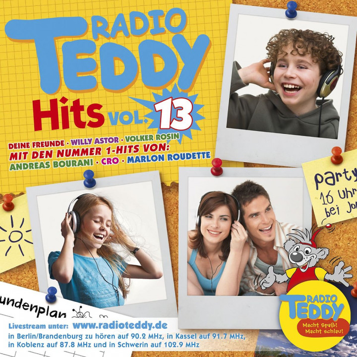 Radio Teddy Hits Vol. 13