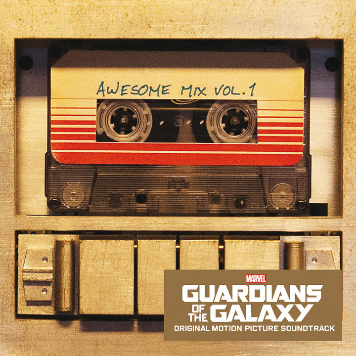 Guardians Of The Galaxy Musik Guardians Of The Galaxy