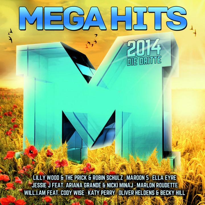 MegaHits 2014 - Die Dritte
