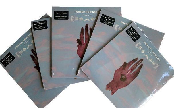 Porter Robinson, Jetzt gewinnen: Sichert euch das Porter Robinson Album Worlds als Vinyl