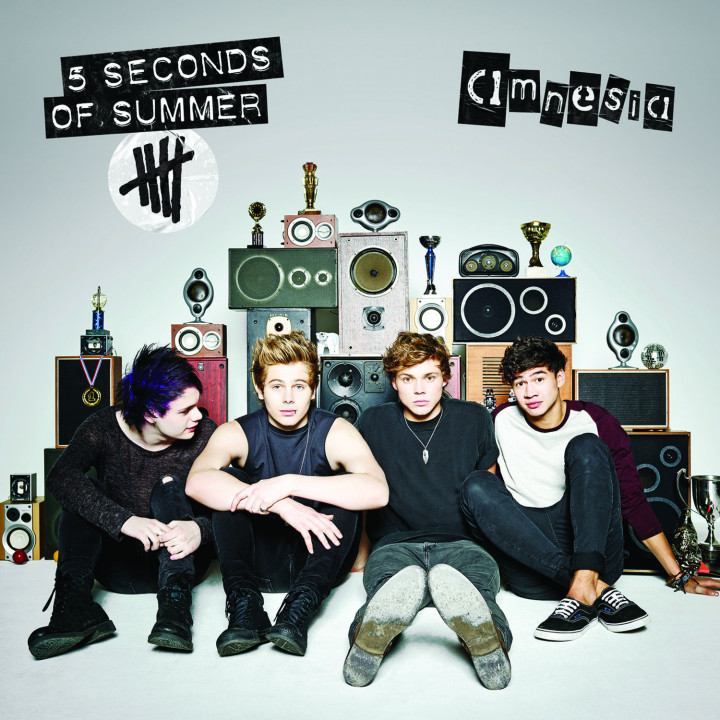 """5 Seconds Of Summer - """"Amnesia"""""""