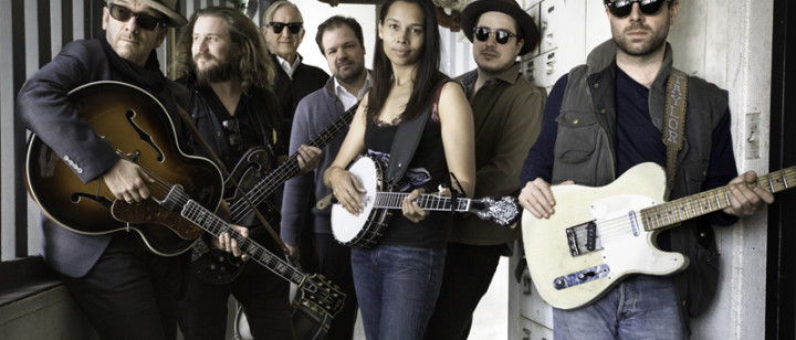 New Basement Tapes 2014